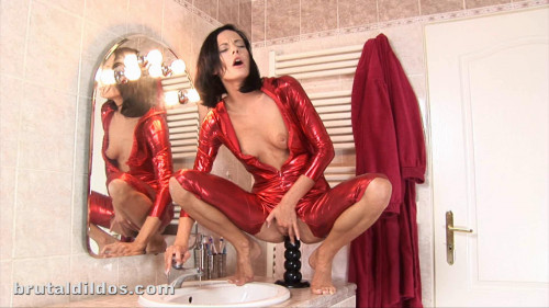 Fisting and Dildo Aliz - Fisting, Dildo Extreme HD Video