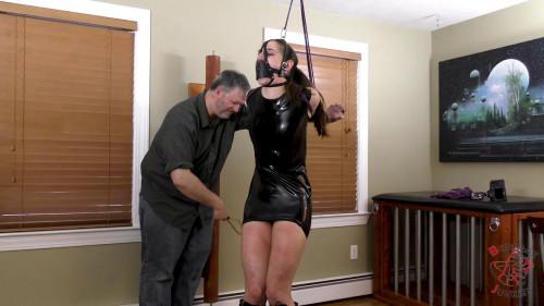 BDSM Latex Hannah vs. Her Favorite Things