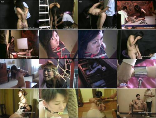 Asians BDSM Excellent Mega Gold Unreal Collection China Bondage. Part 2.