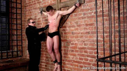 Gay BDSM Male Model Kirill - Part II