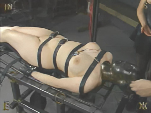 BDSM Latex Insex - Deprived (Live Feed From April 19, 2003)
