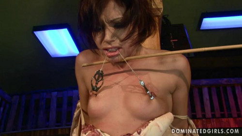 Bdsm Sex Videos Domination Victim Szilvia part 2