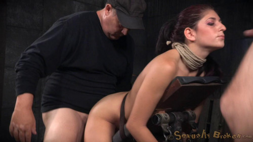 BDSM Nikki Knightly, Matt Williams and Maestro