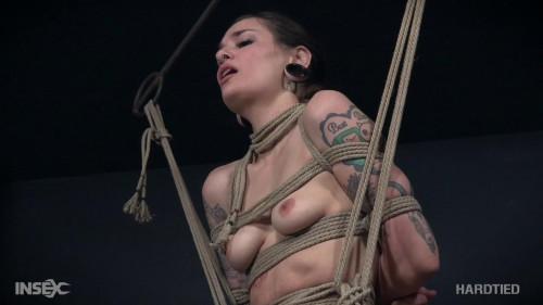 BDSM Luna Lovely - Suspended Climax