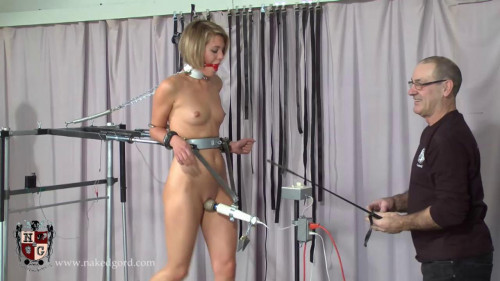 BDSM Pony Treadmill Trainer