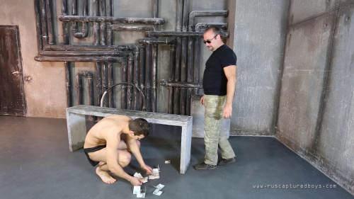 Gay BDSM A Thievish Slave - Part I