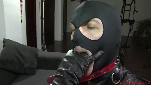 Femdom and Strapon Ashes and cigarette - Lady Patricia and El Turry - Full HD 1080p