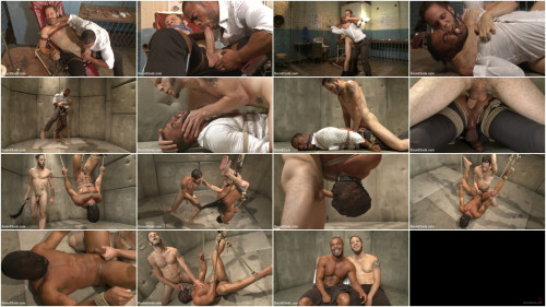 Gay BDSM The Twisted Doctors Punishment