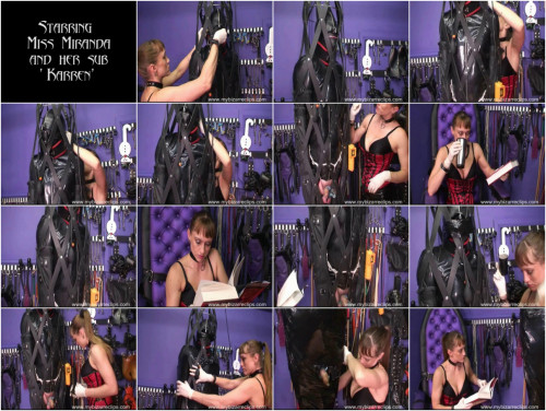 Femdom and Strapon Skin Trade Part 2-3