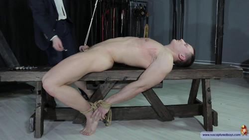 Gay BDSM Artem Zakharov in Slavery Part Two (2018)