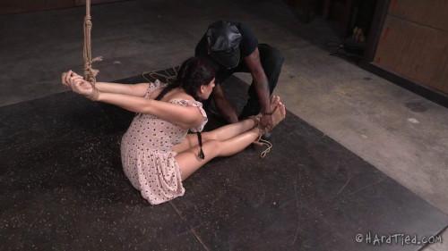 BDSM Yoga Slut - Nikki Knightly, Jack Hammer