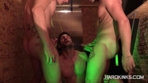 Gay BDSM Bdsm Boys (Andrea Suarez, Angel Cruz, Fabio Testino)