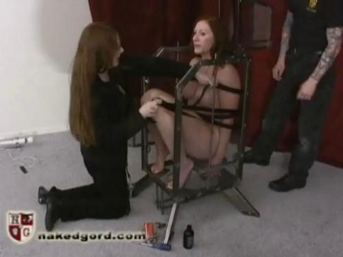 BDSM Invisible Box with Catherine de Sade