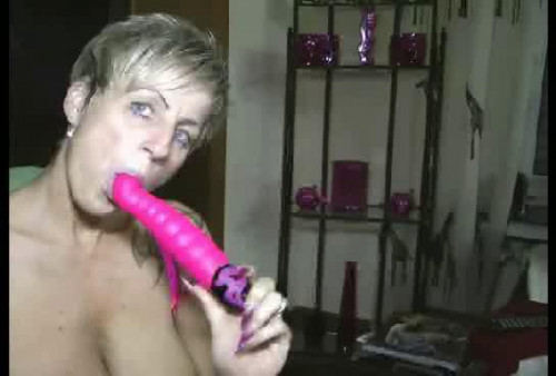 Fisting and Dildo Extreme fisting and monster dildos Part 4