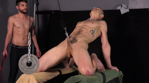 Gay BDSM Jared - Role Reversal - Part 1
