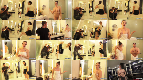 Amateurish Behind The Scenes With Chanel Preston And James Deen