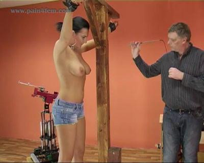 BDSM Excellent Unreal Hot Sweet Nice Cool Collection Pain4Fem. Part 1.