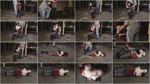 BDSM The Boss Mad When You Work For a Zip Tie Company, Rin - Vol. 2 - HD 720p