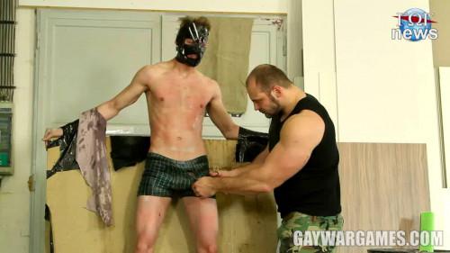 Gay BDSM Lenox Gray