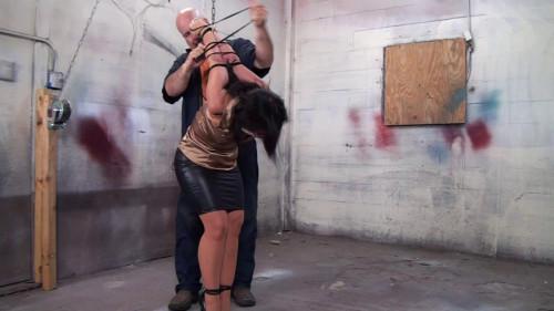 BDSM Sadistic Strappado
