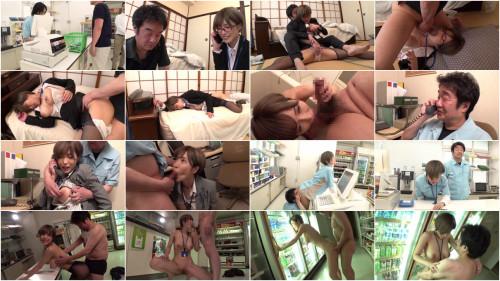 Censored asian Convenience Store HQ Woman  Vol 7