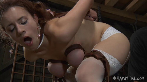 BDSM Leather and Lace Iona Grace