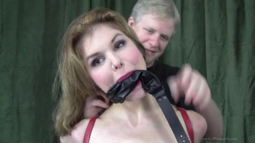 BDSM Latex Super bondage and domination for two sexy models in latex Full HD 1080p