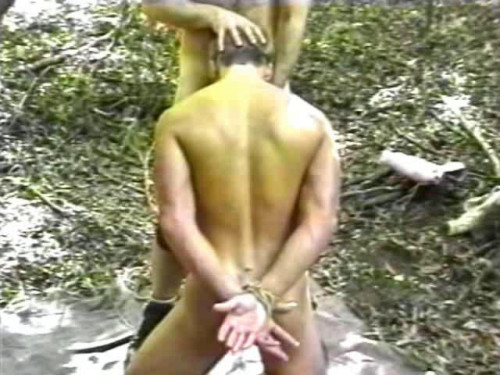 Gay BDSM Classics Vol. 3 - - Roped And Dumped
