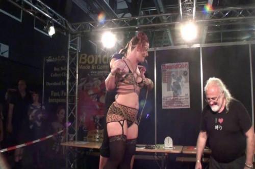 BDSM Fayth & Elecktra VS Delona & Paulli BoundCon