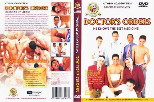 Doctors Orders (Alex Chaves  The Twink Academy  OTB)