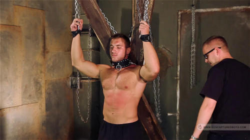 Gay BDSM Resale of Bodybuilder Roman - Part I