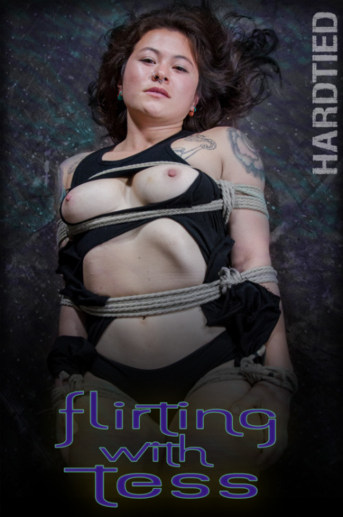 BDSM Flirting with Tess, feat. Tess Dagger 720p