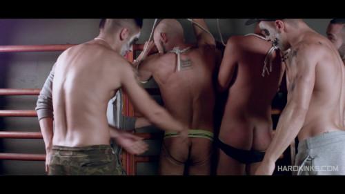 Gay BDSM HK - The Purge A Gay Porn Parody Chapter 3