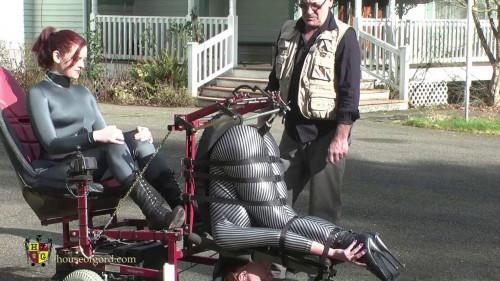BDSM Swedish TV and Alisha Part 2