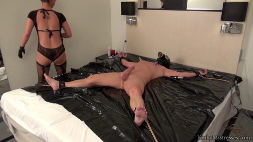 Femdom and Strapon private session