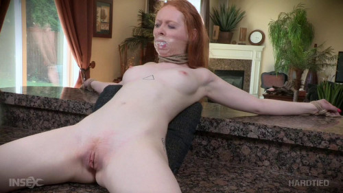 BDSM Red Handed - Ruby Red- HD 720p