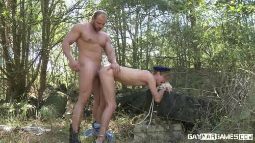 Gay BDSM Curious Bitch part 2