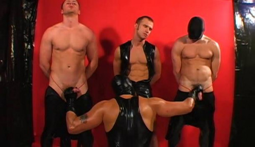 Gay BDSM Muscle Bound Productions - Bondo Gods Vol.6