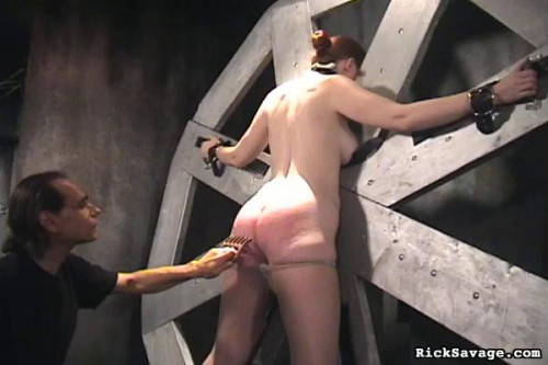BDSM Ricksavage Gold Exclusive Perfect Hot Sweet Collection. Part 5.
