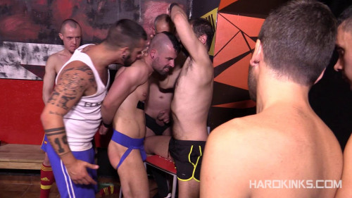 Gay BDSM Recparty Vol. 3