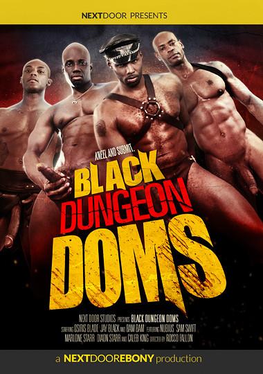 Gay BDSM Black Dungeon Doms
