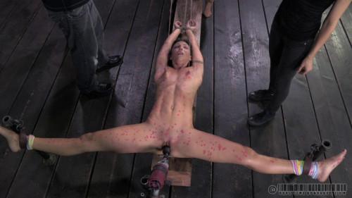BDSM RealTimeBondage  Wenona and Darling