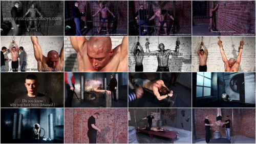 Gay BDSM Vip Exclusiv Collection Gays Russian BDSM - 50 Clips. Part 1.