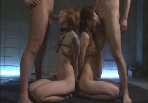 Asians BDSM Slave Colored Stage vol.12