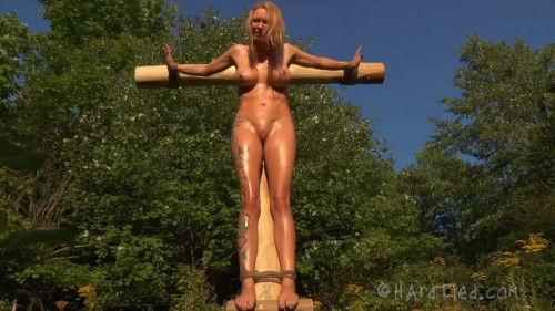 BDSM Rain DeGrey - Fear the woodsman