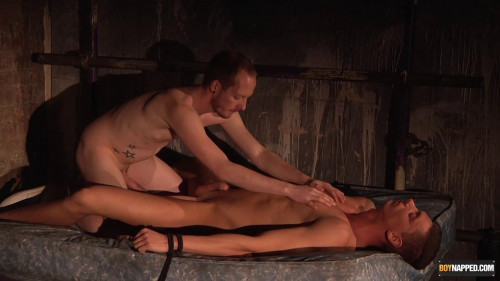 Gay BDSM Sexy Slippery Cock Frotting