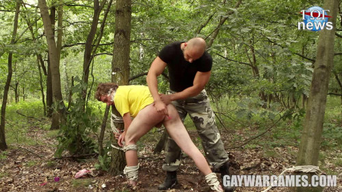 Gay BDSM Obsessed Parts 2
