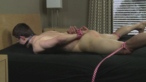 Gay BDSM Jared - Part 1-6