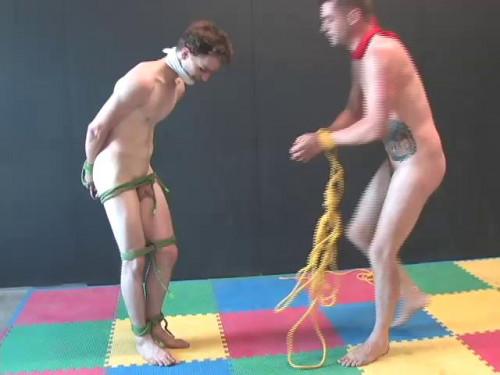 Gay BDSM Aiden Donovan Gl pt. 3