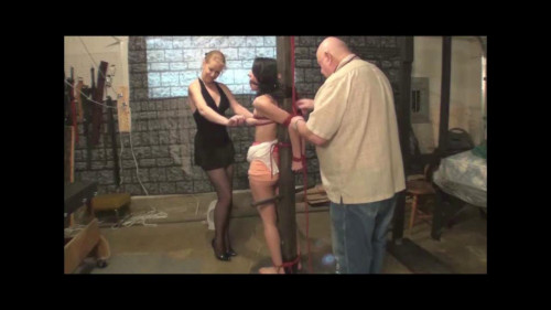 bdsm Slave Girl Hannah Part Two